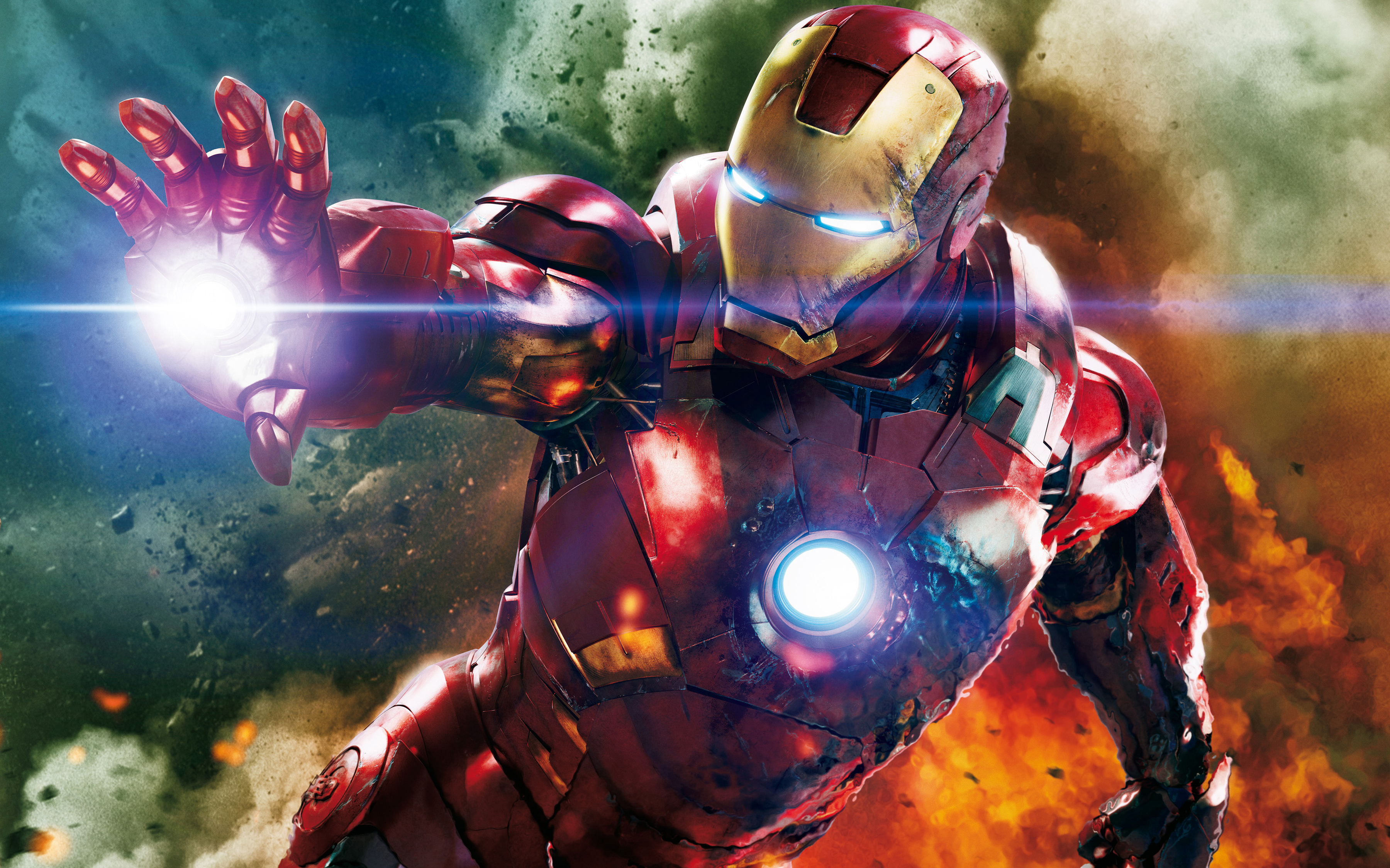 The Avengers Iron Man wallpaper