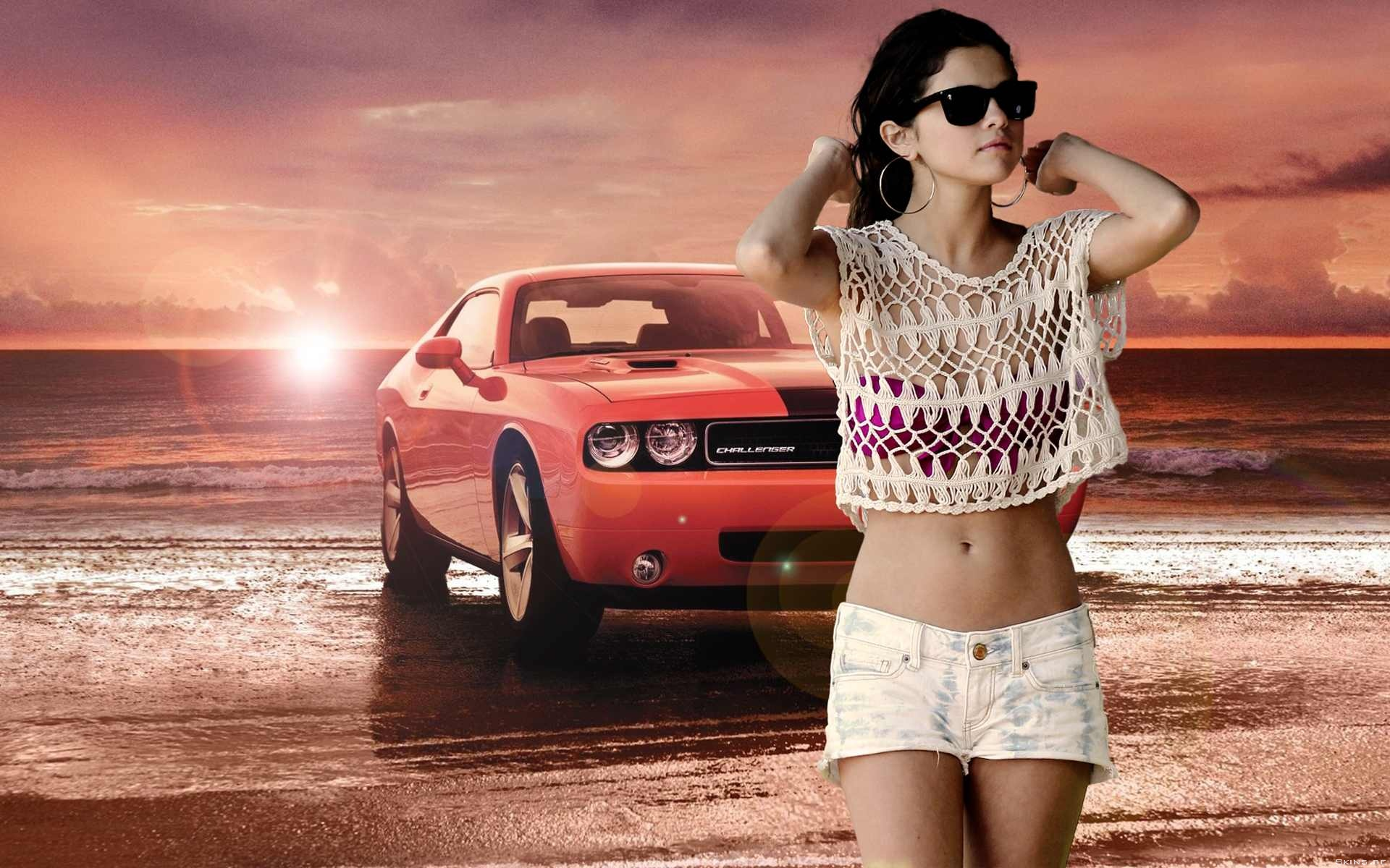 Selena Gomez 4 wallpaper
