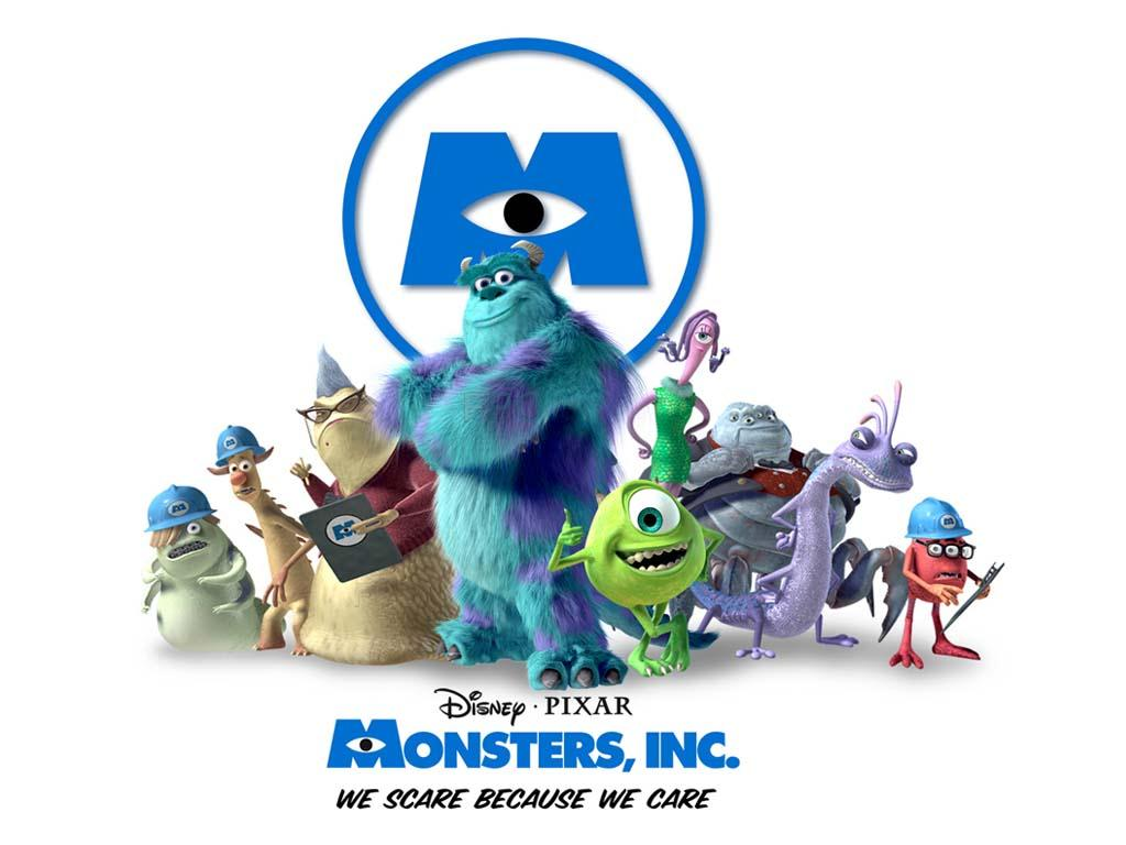 Kids And Animals Windows Monsters Inc For Pictures Monstruos Sa 71004 Wallpaper wallpaper