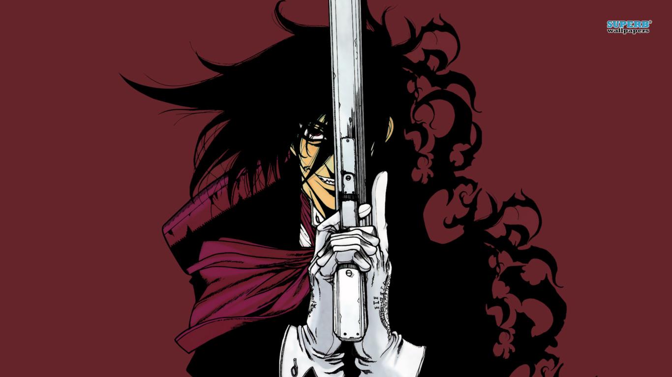 Anime Alucard Hellsing 337185 Wallpaper wallpaper