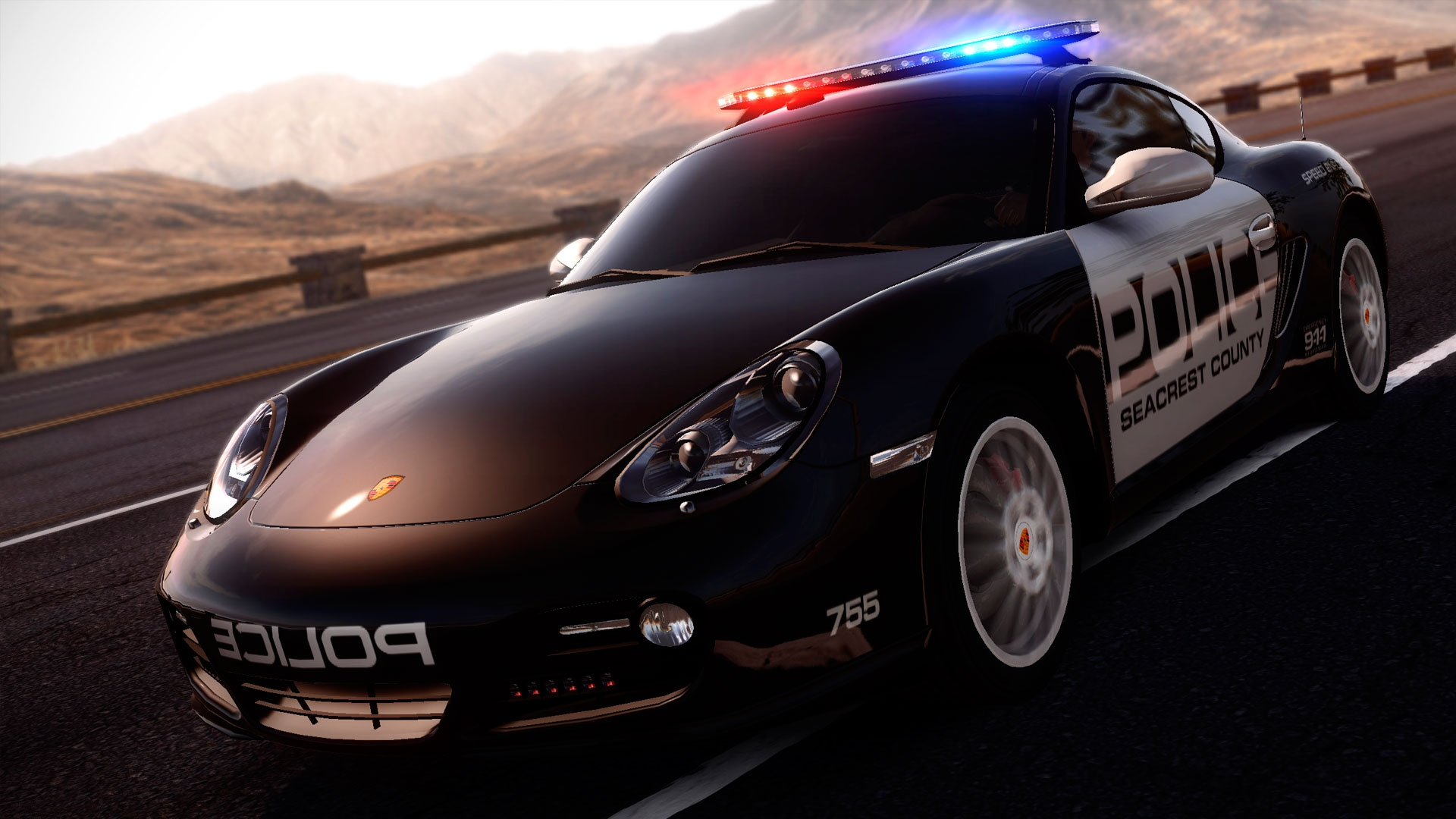 Police Car Hd Need For Speed Pursuit Porshe Wallszone 719943