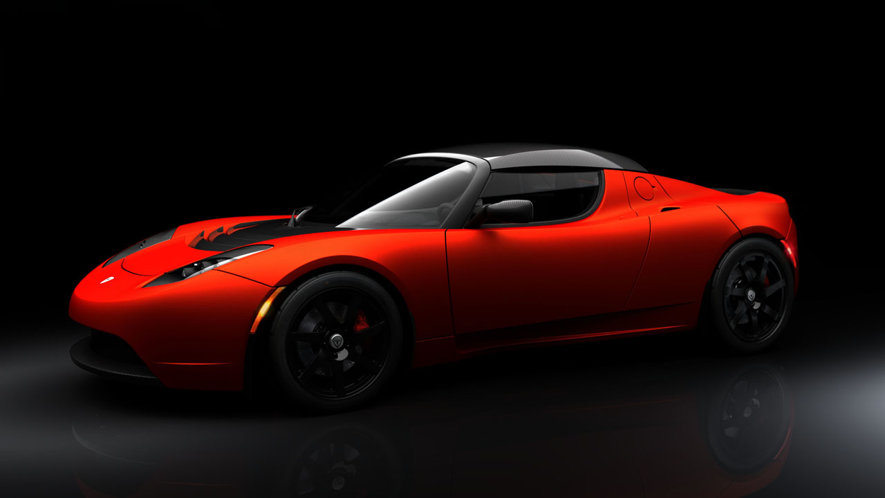 Sport Car Pictures Tesla Roadster P O Gallery 74748 Wallpaper wallpaper