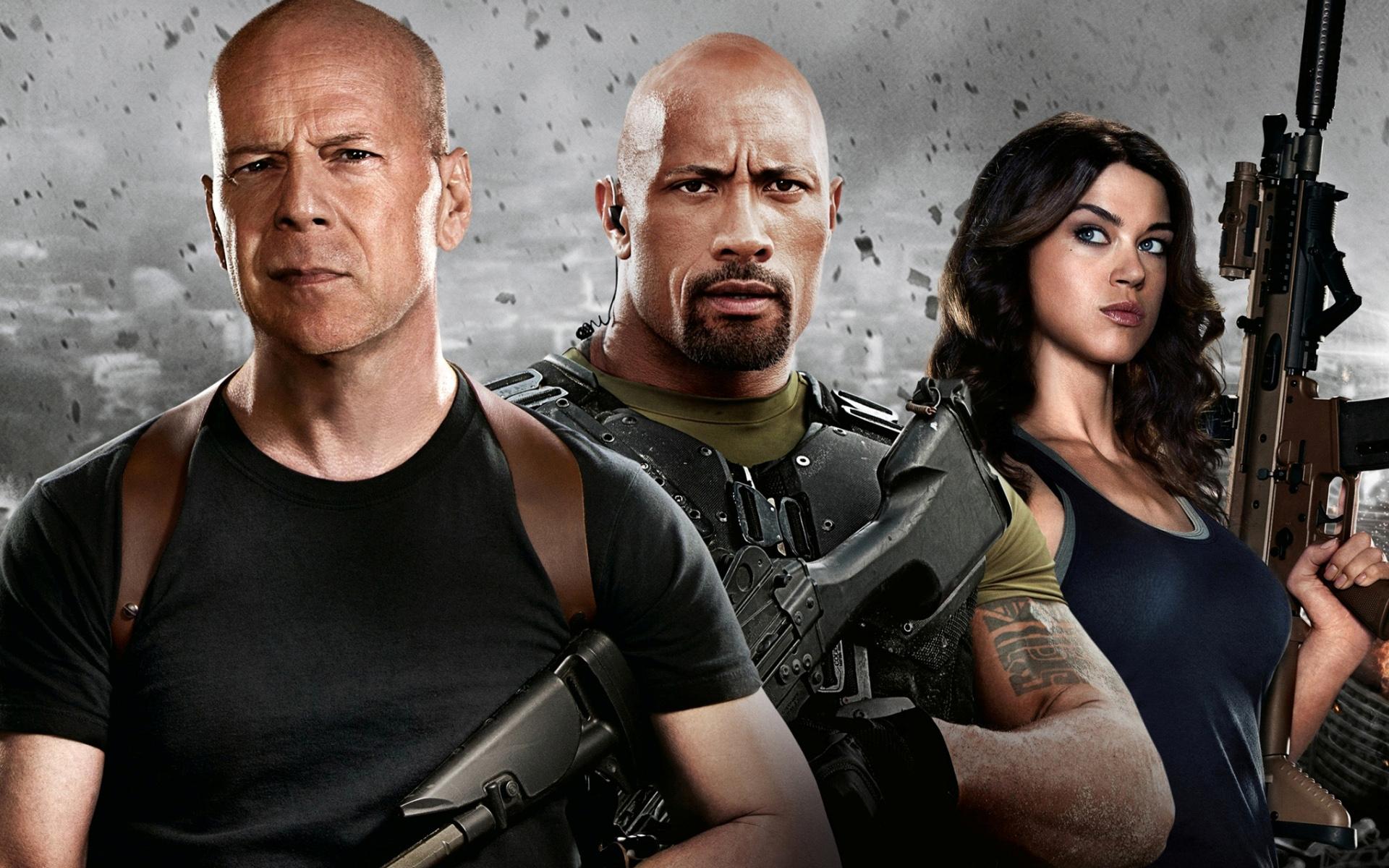 G.I. Joe Retaliation 2013 Movie wallpaper