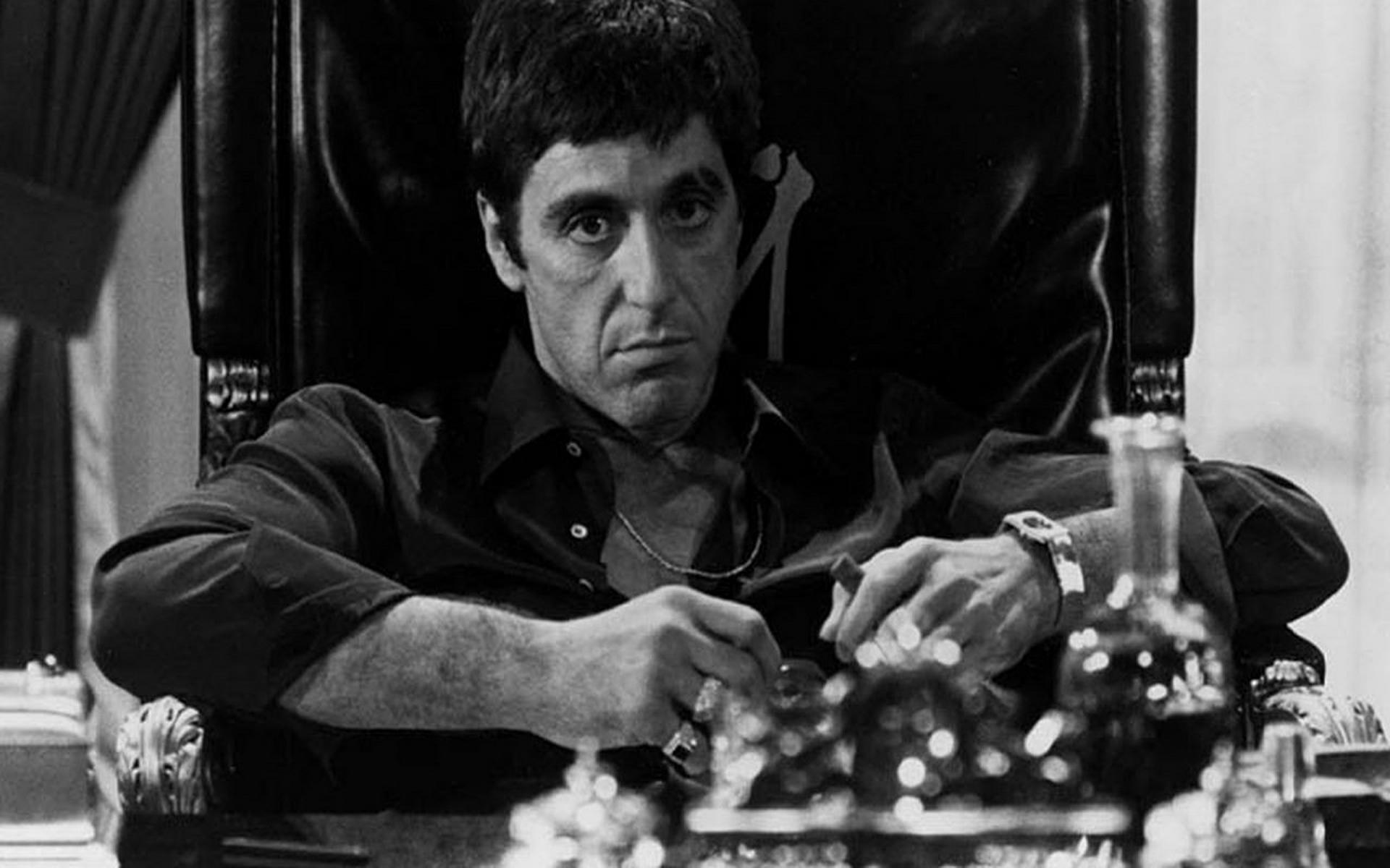 Scarface Tony Montana Al Pacino P Os Hd Widescreen 634705 Wallpaper wallpaper