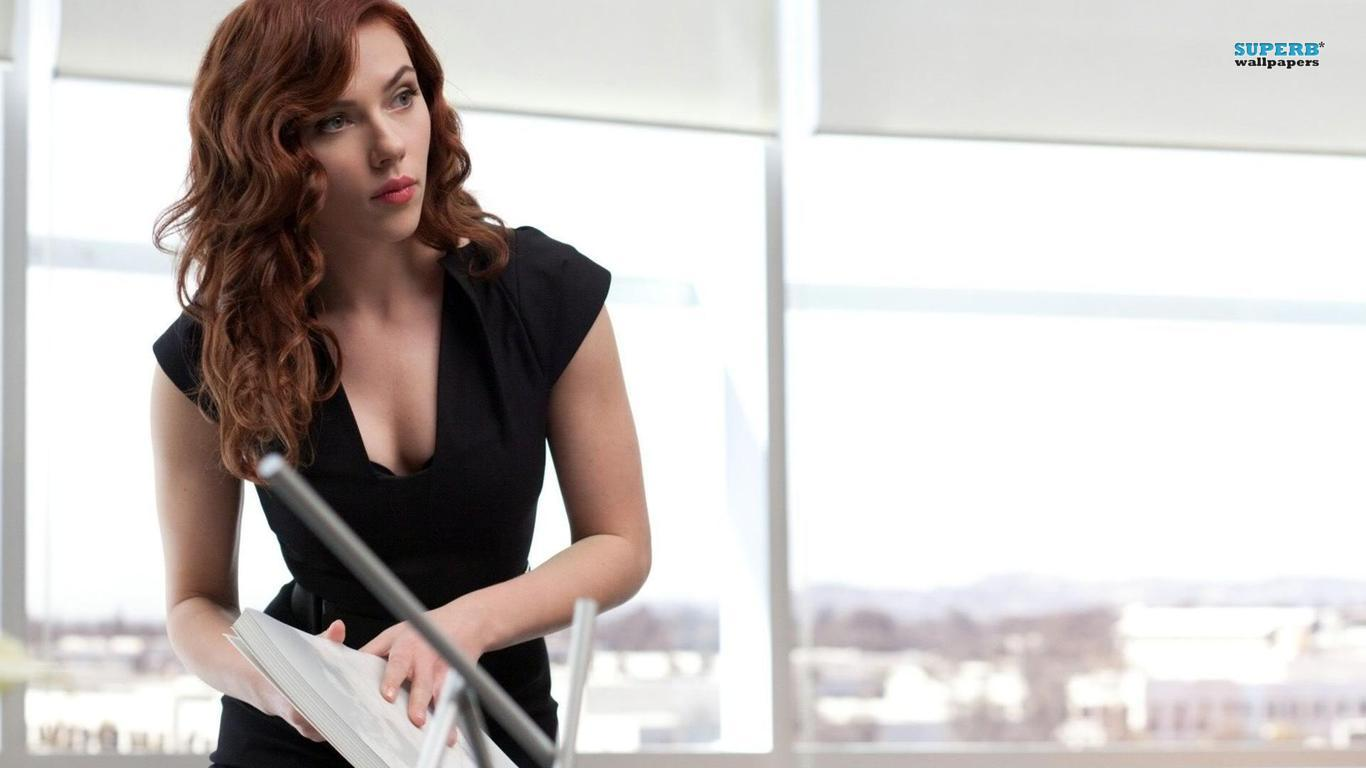 Scarlet Scarlett Johansson Celebrity 65250 Wallpaper wallpaper