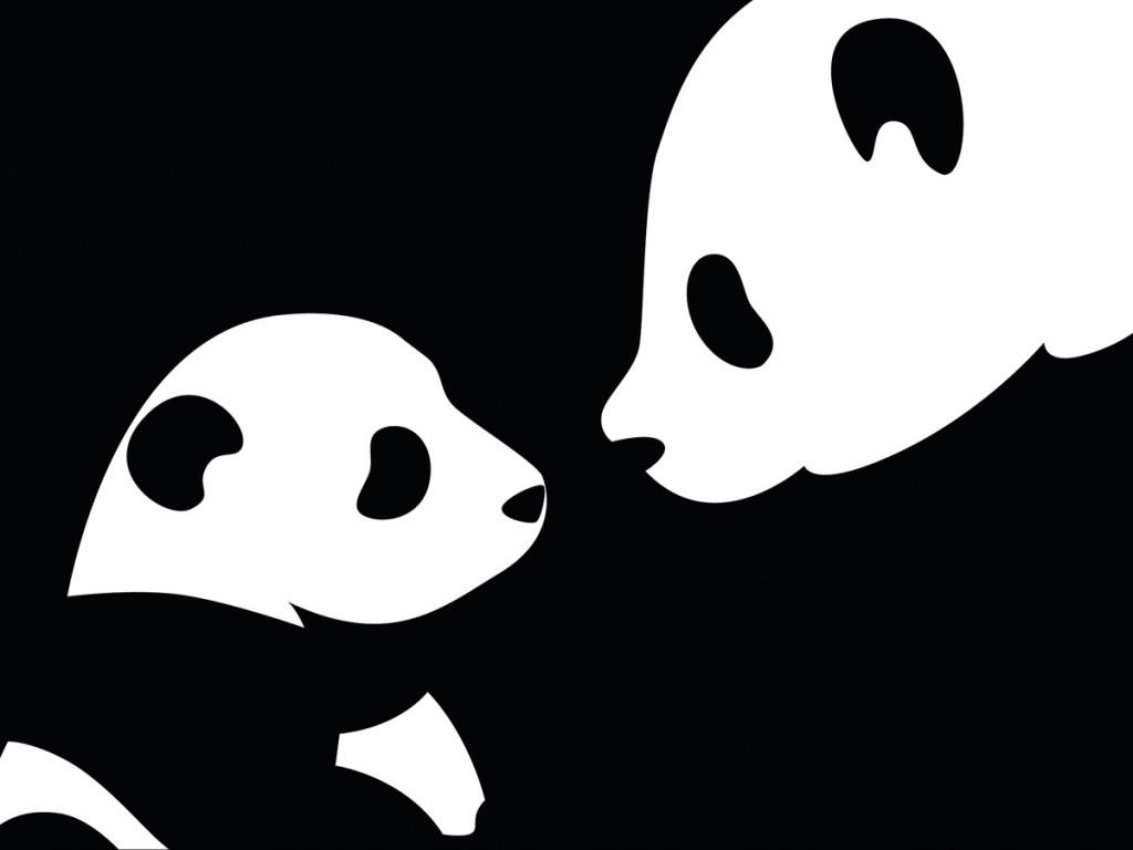 Imagenes De Pandas Animados Para Fondo De Pantalla Fondos De Pantalla