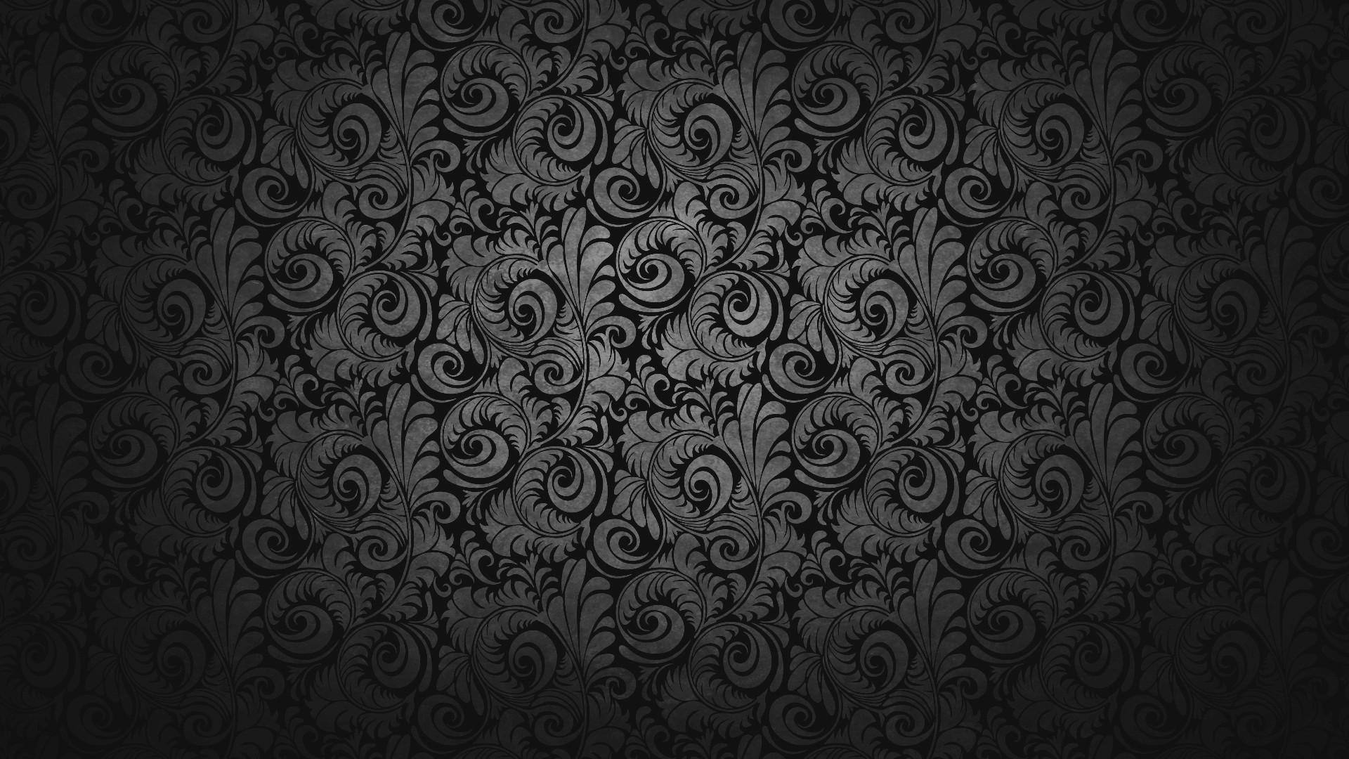 Architecture Floral Black Dark 556183 Wallpaper wallpaper download