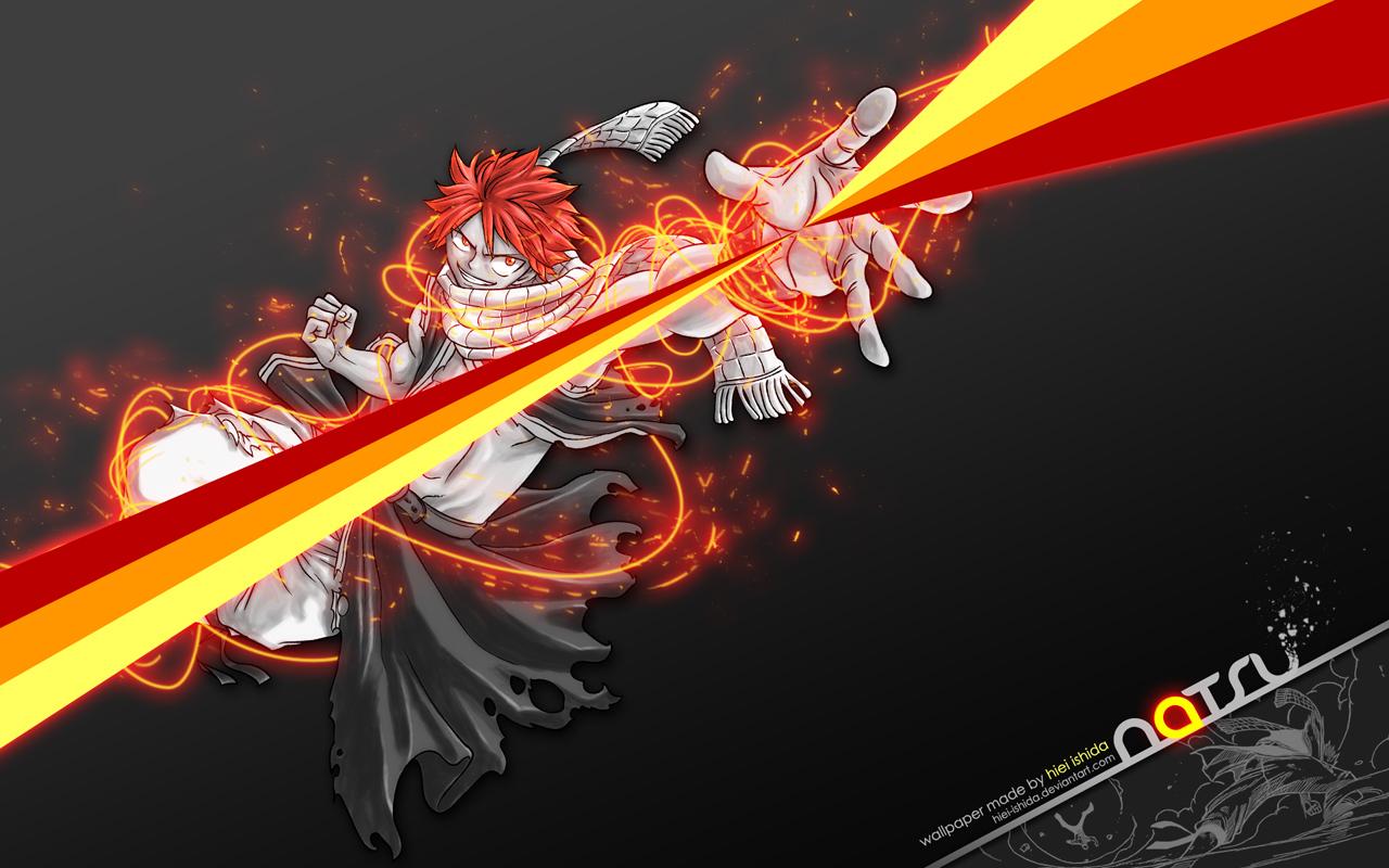 Erza Scarlet Salamander Natsu Fairy Tail Fanpop 532373 Wallpaper wallpaper