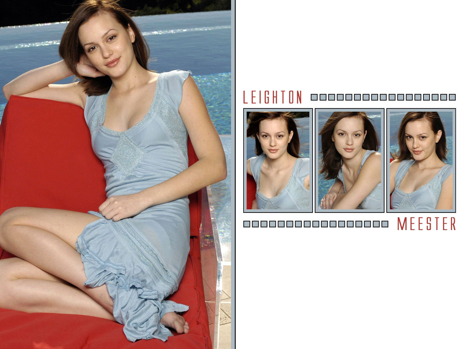 Leighton Meester 7 wallpaper