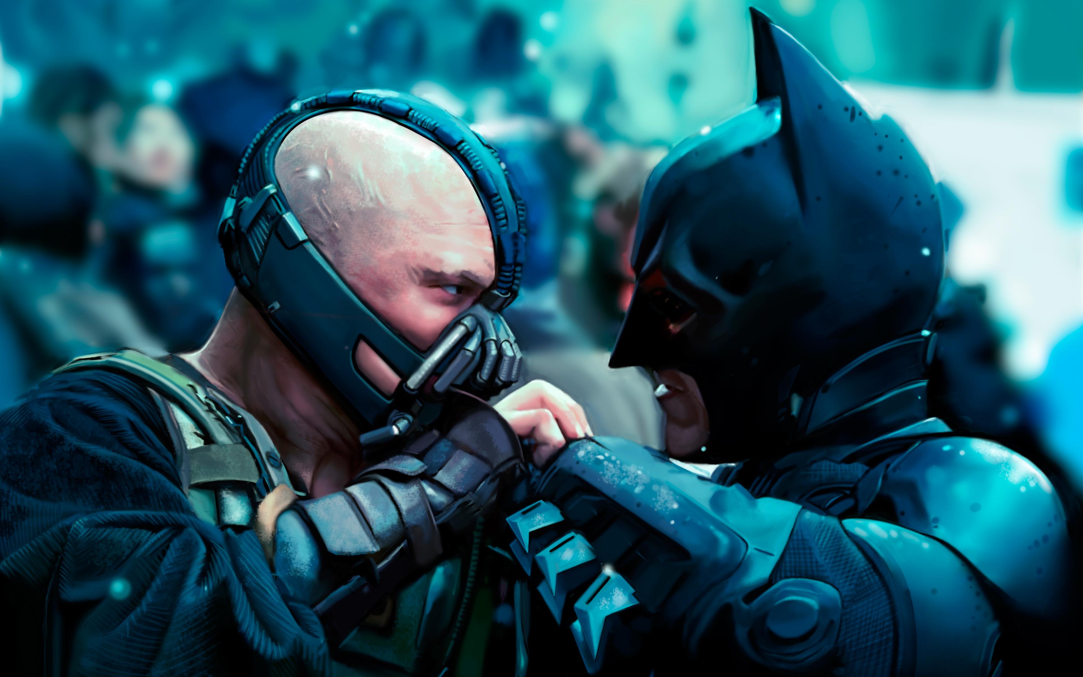 Bane Batman Dark Knight Rises Wallpaper