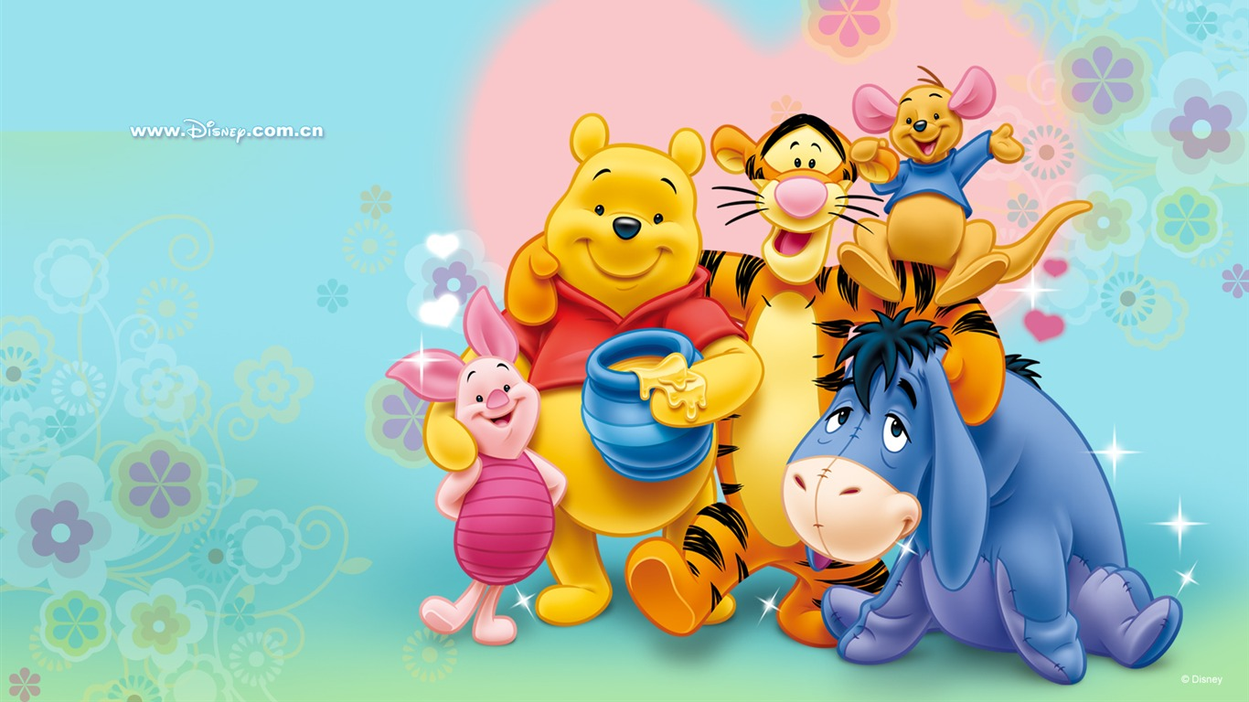 Cartoon Walt Disney Winnie The Pooh 200274 Wallpaper wallpaper