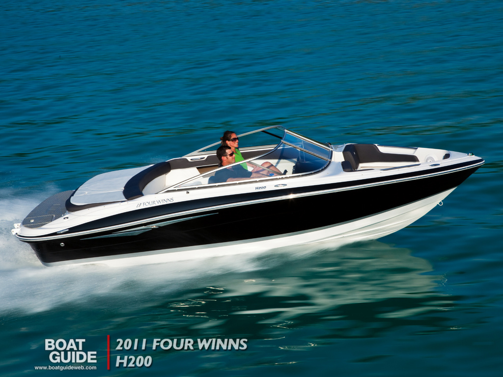 Boats Four Winns H Series The Boat Guide 302226 Wallpaper wallpaper