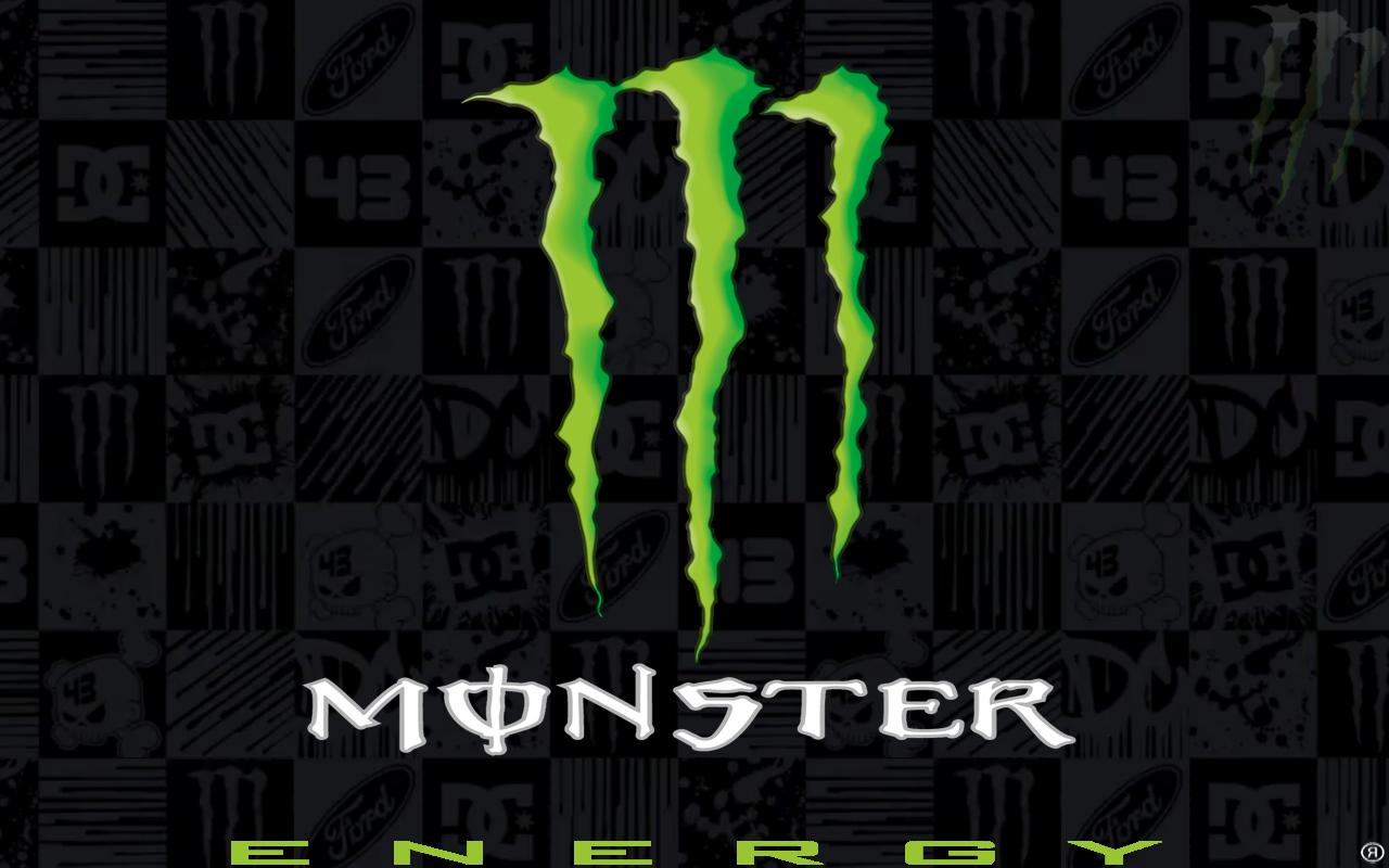 Cartoons Breaktimefun Monster Energy 428256 Wallpaper wallpaper