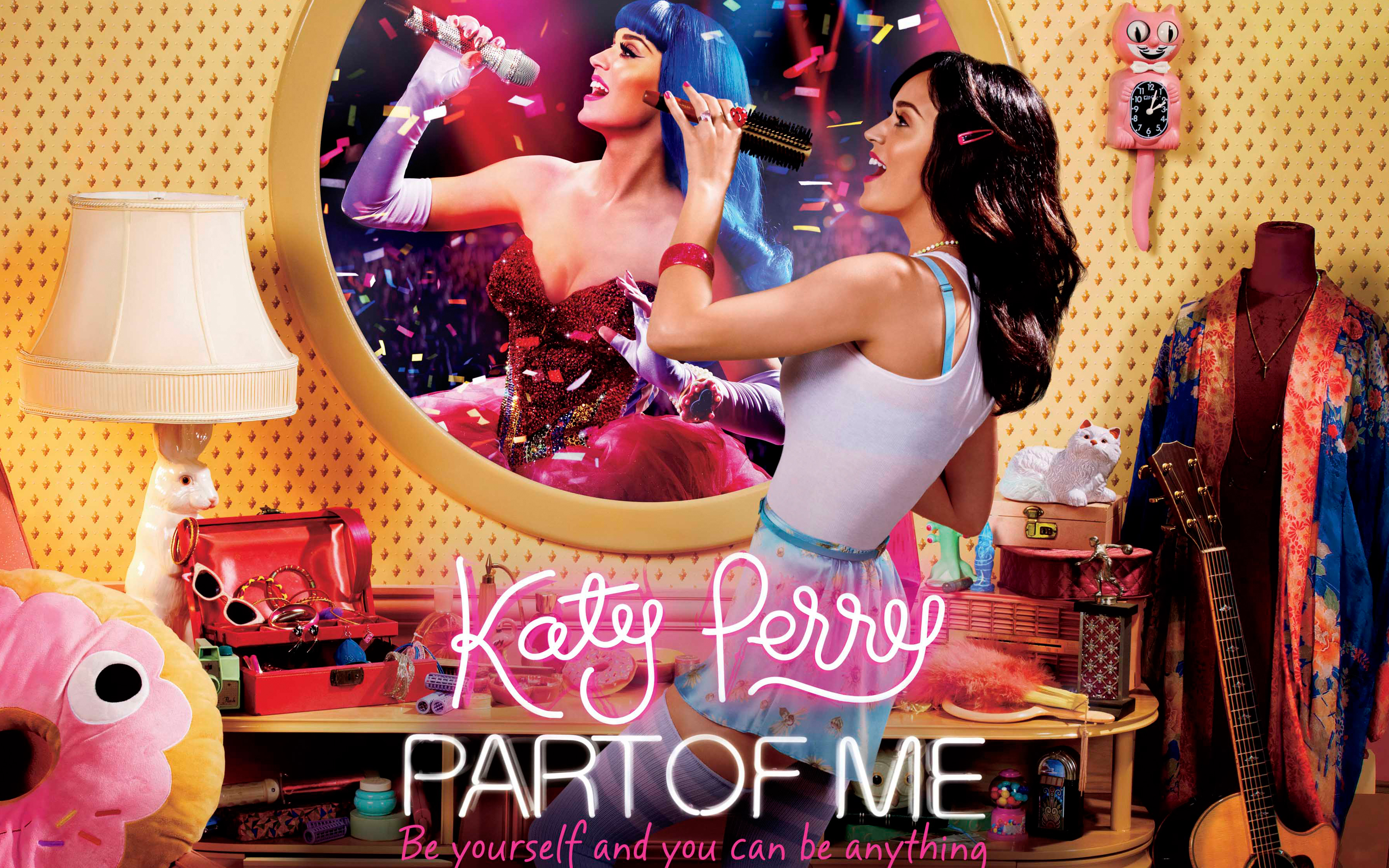 2012 Katy Perry Part of Me wallpaper