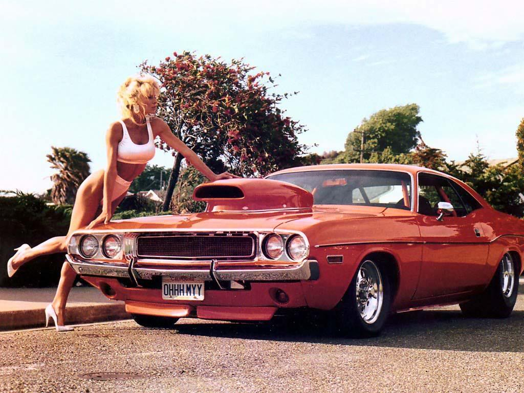 Muscle Cars Car 136545 Wallpaper Wallpaper