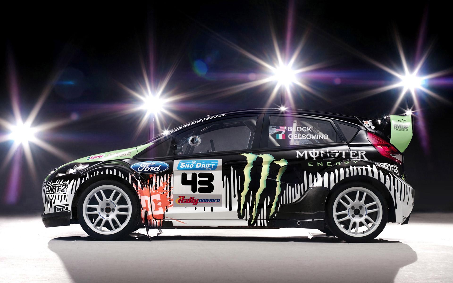 Cars Categories Ken Block S Monster Wrt Ford Fiesta 395838 Wallpaper ...