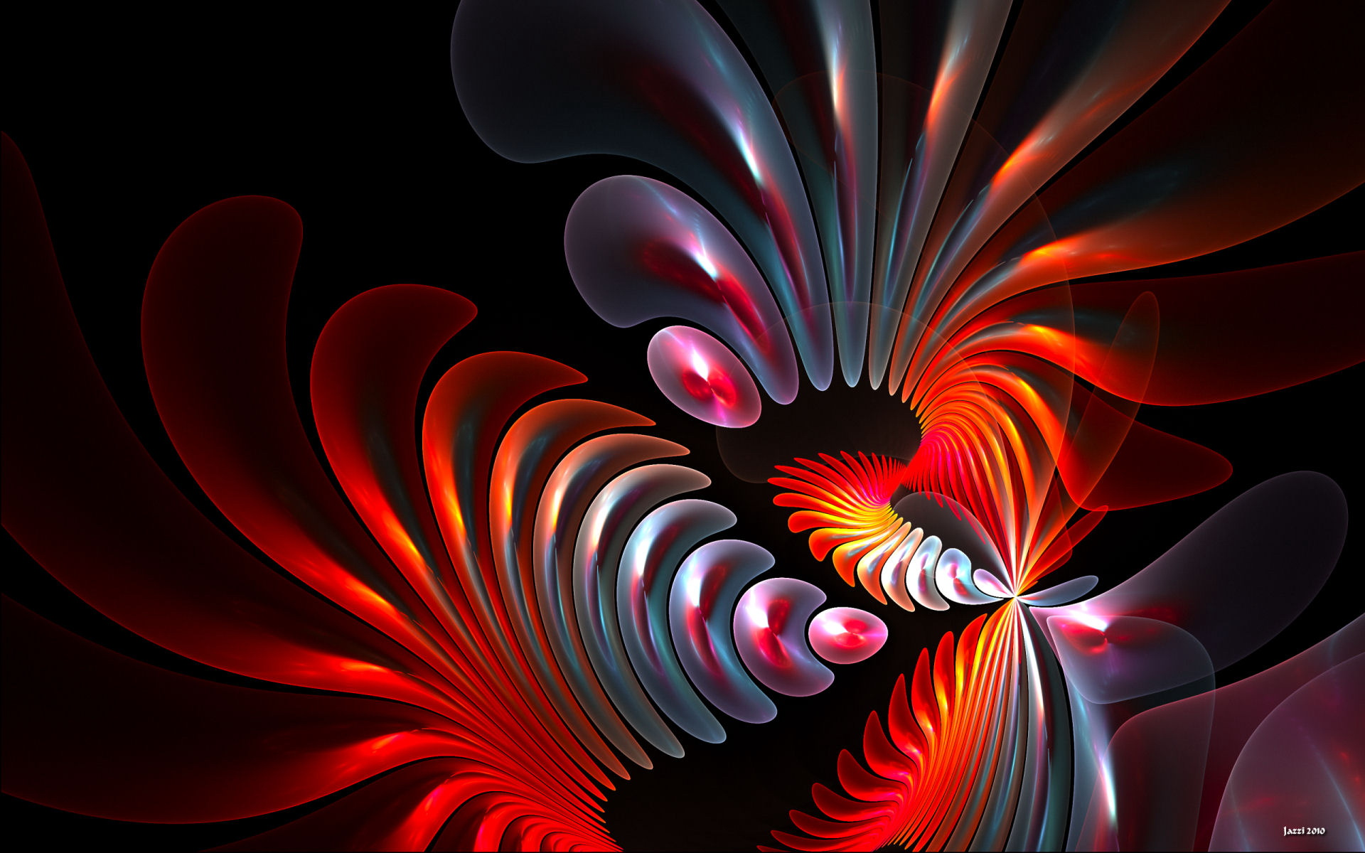 Red Abstract Life Cl Ical Four 455534 Wallpaper wallpaper