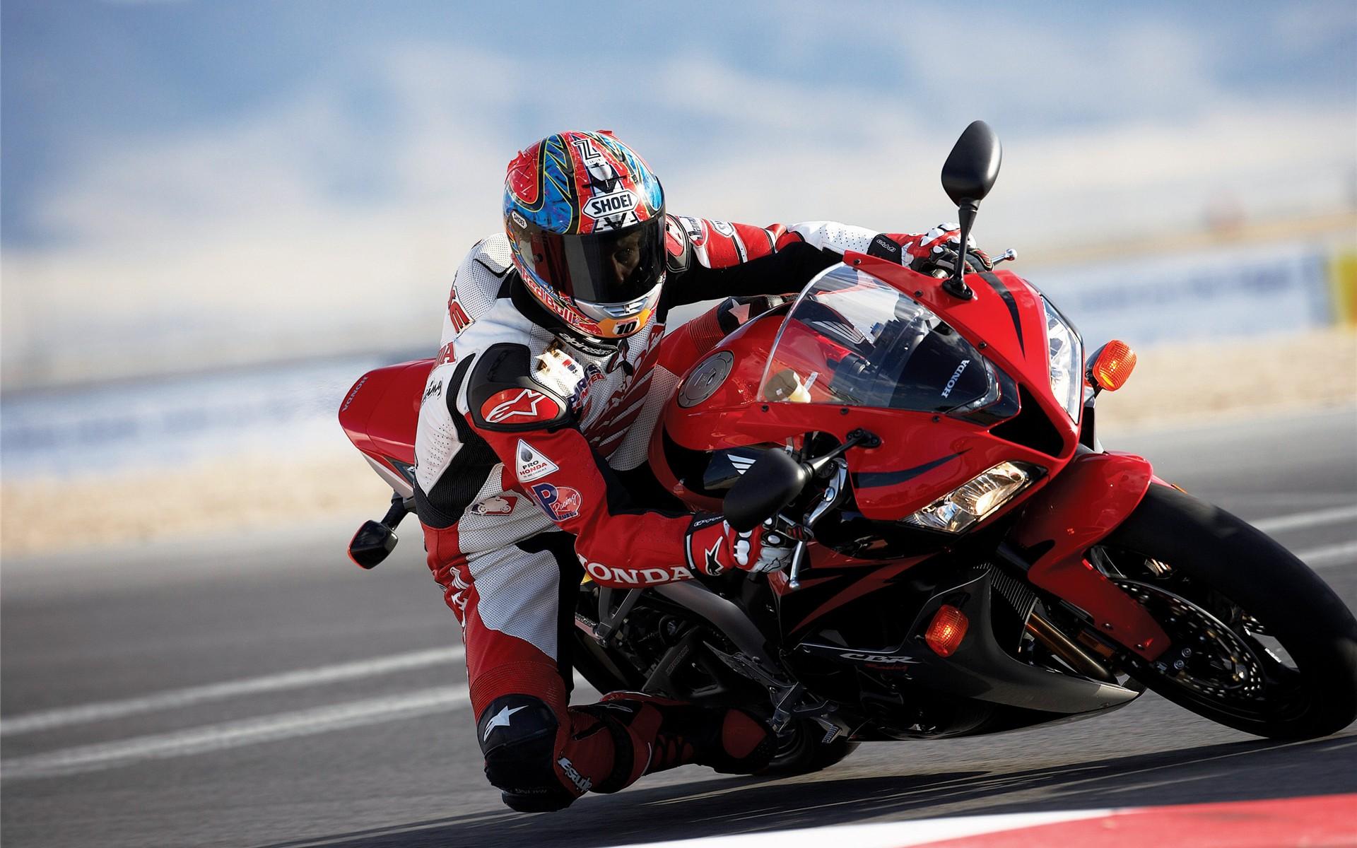 Honda Motorcycle Cbrrr Sportbike Free 448952 Wallpaper
