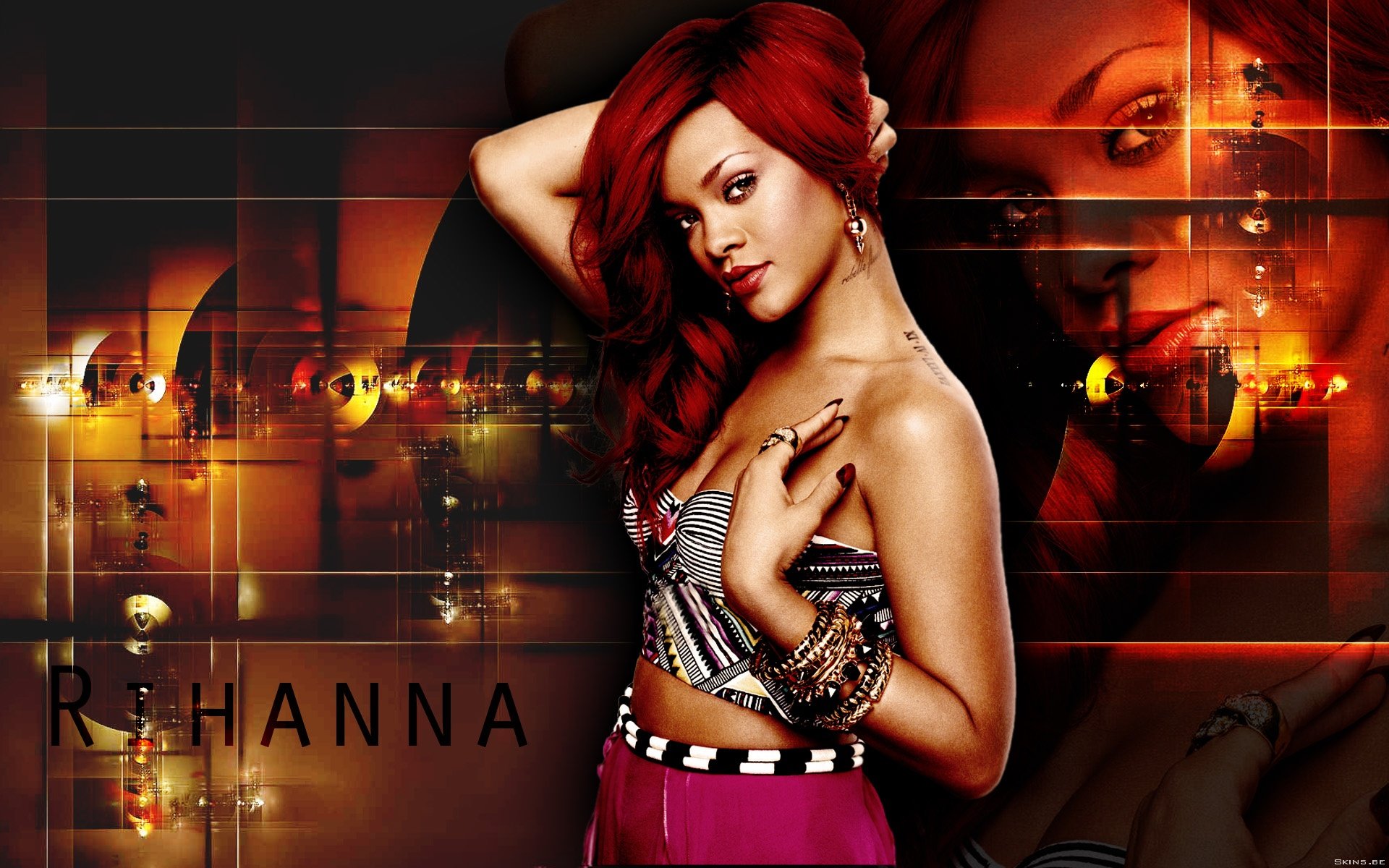 Rihanna 54 wallpaper