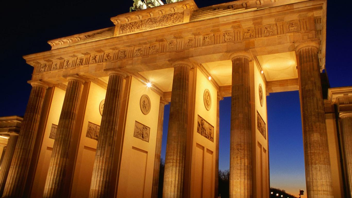 Architecture Cities Illumination Germany 123140 Wallpaper wallpaper