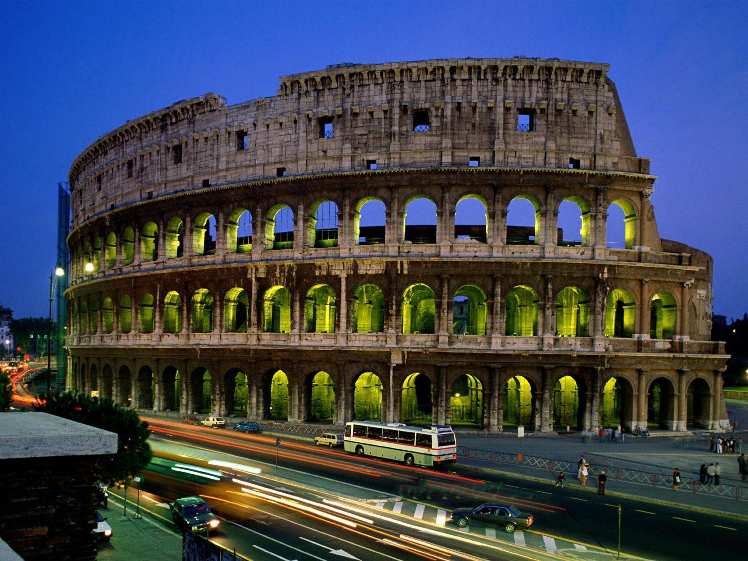 Architecture Coliseum Rome 629267 Wallpaper wallpaper