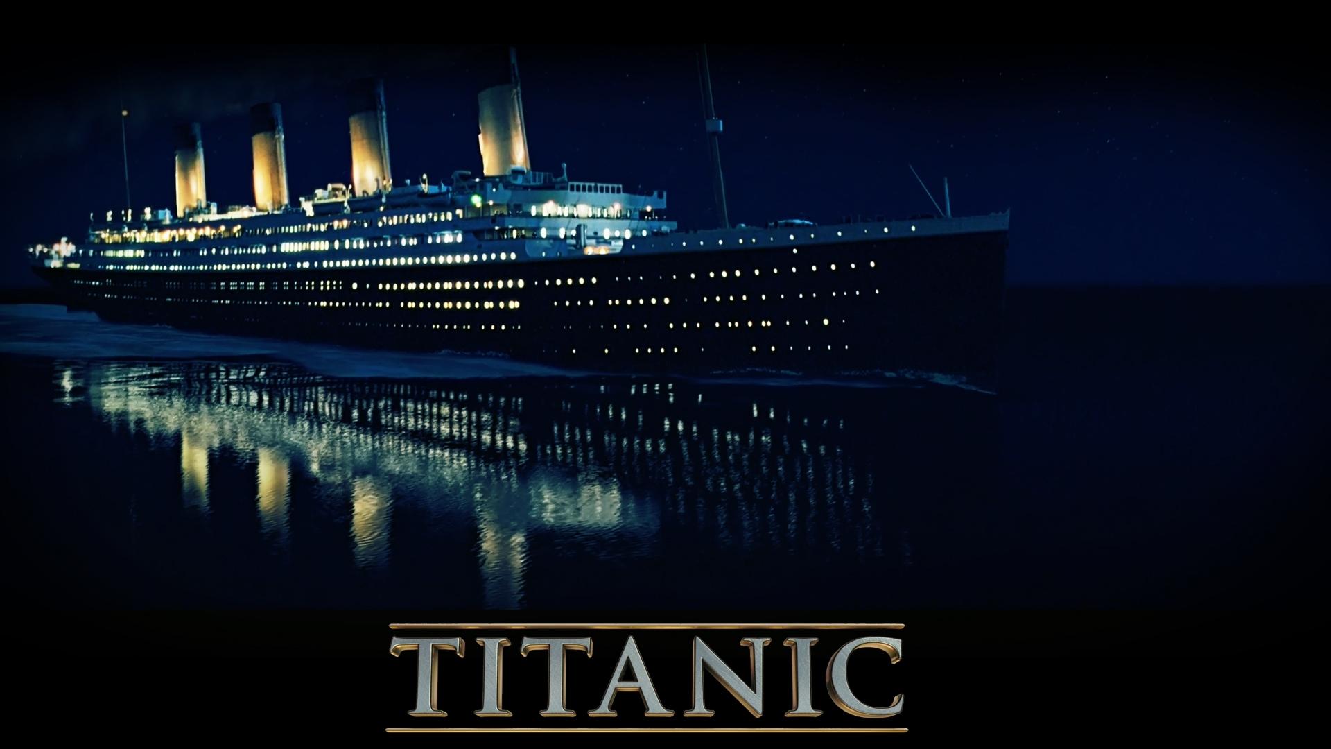 Titanic Ship wallpaper