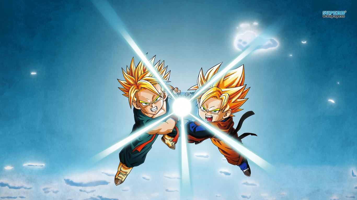 Anime Goten Dragon Ball Z 365863 Wallpaper wallpaper