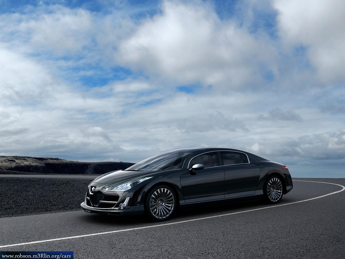 Architecture Project Peugeot Rc Concept Cars Pictures Automotive 335335 Wallpaper Wallpaper