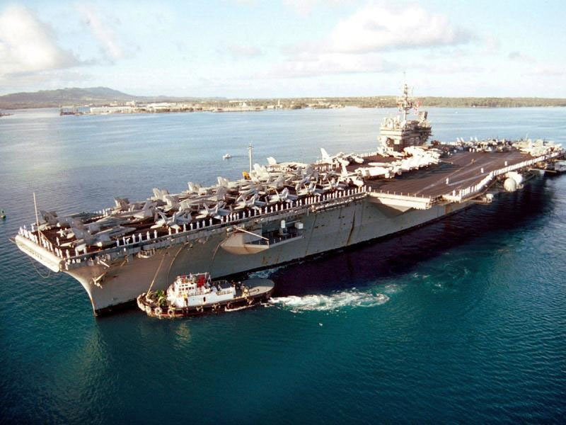 Aircraft Carrier 116568 Wallpaper wallpaper