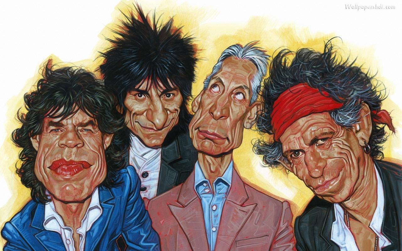 Sponge Bob Cartoon The Rolling Stones Hd For Free Backgrounds 536000