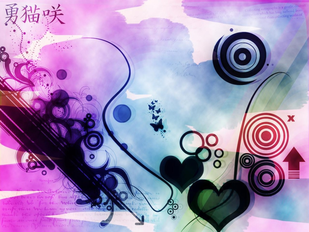 Abstract Home Hd Hearts For 259669 Wallpaper wallpaper