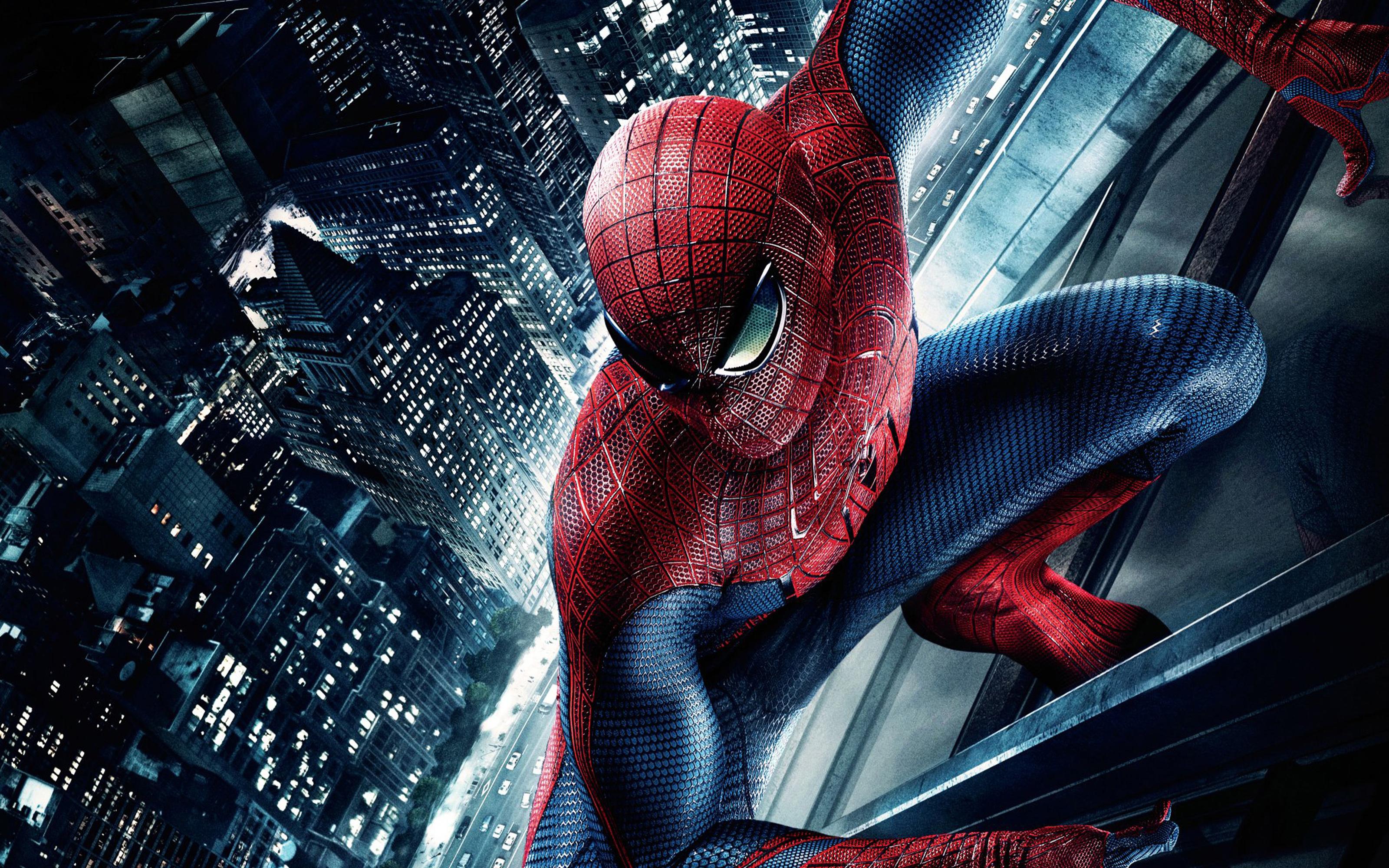 2012 Amazing Spider Man wallpaper