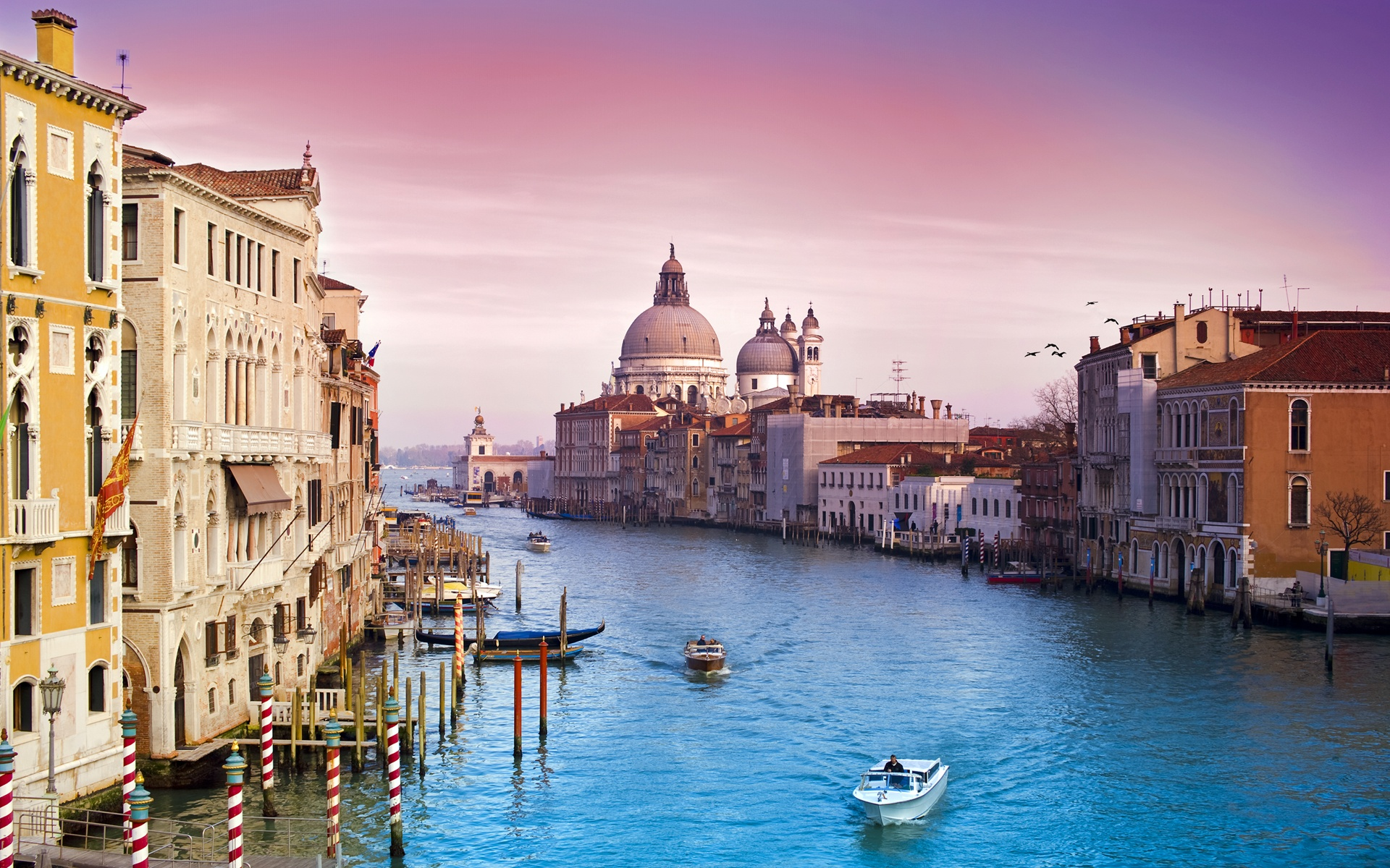 Beauty of Venice wallpaper
