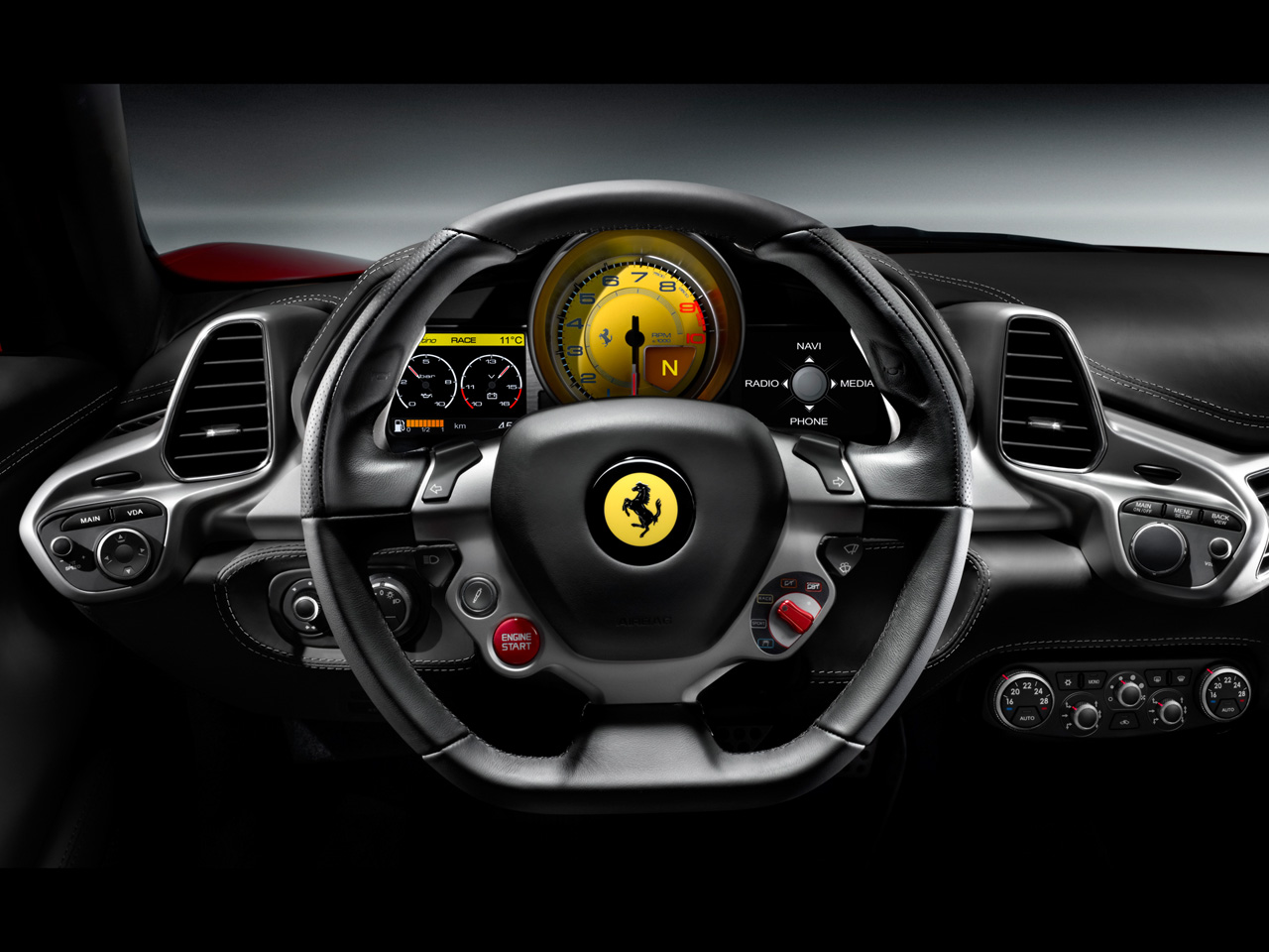 Carros Painel Ferrari F Pain Is De Super 276200 Wallpaper wallpaper