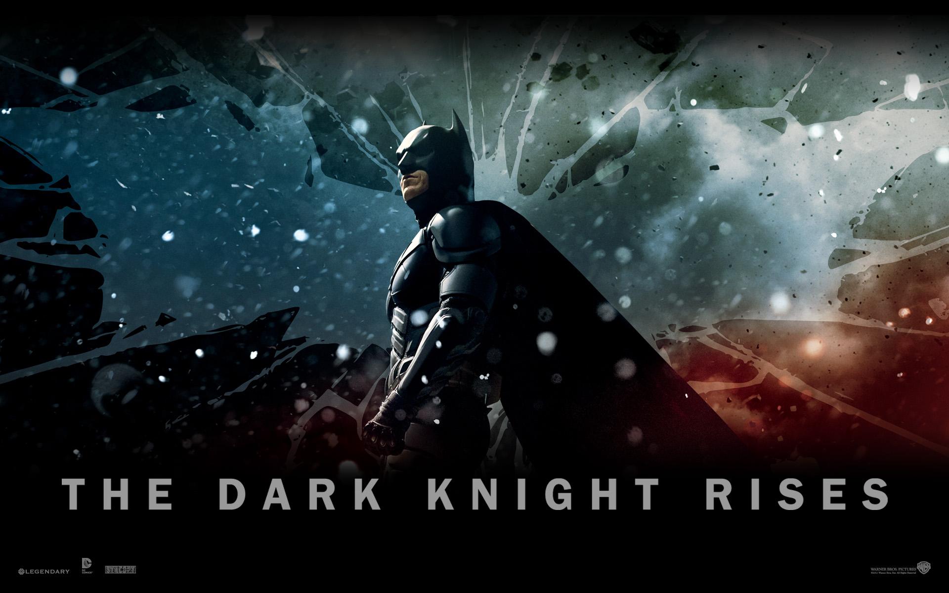 The Dark Knight Rises Official Wallpaper