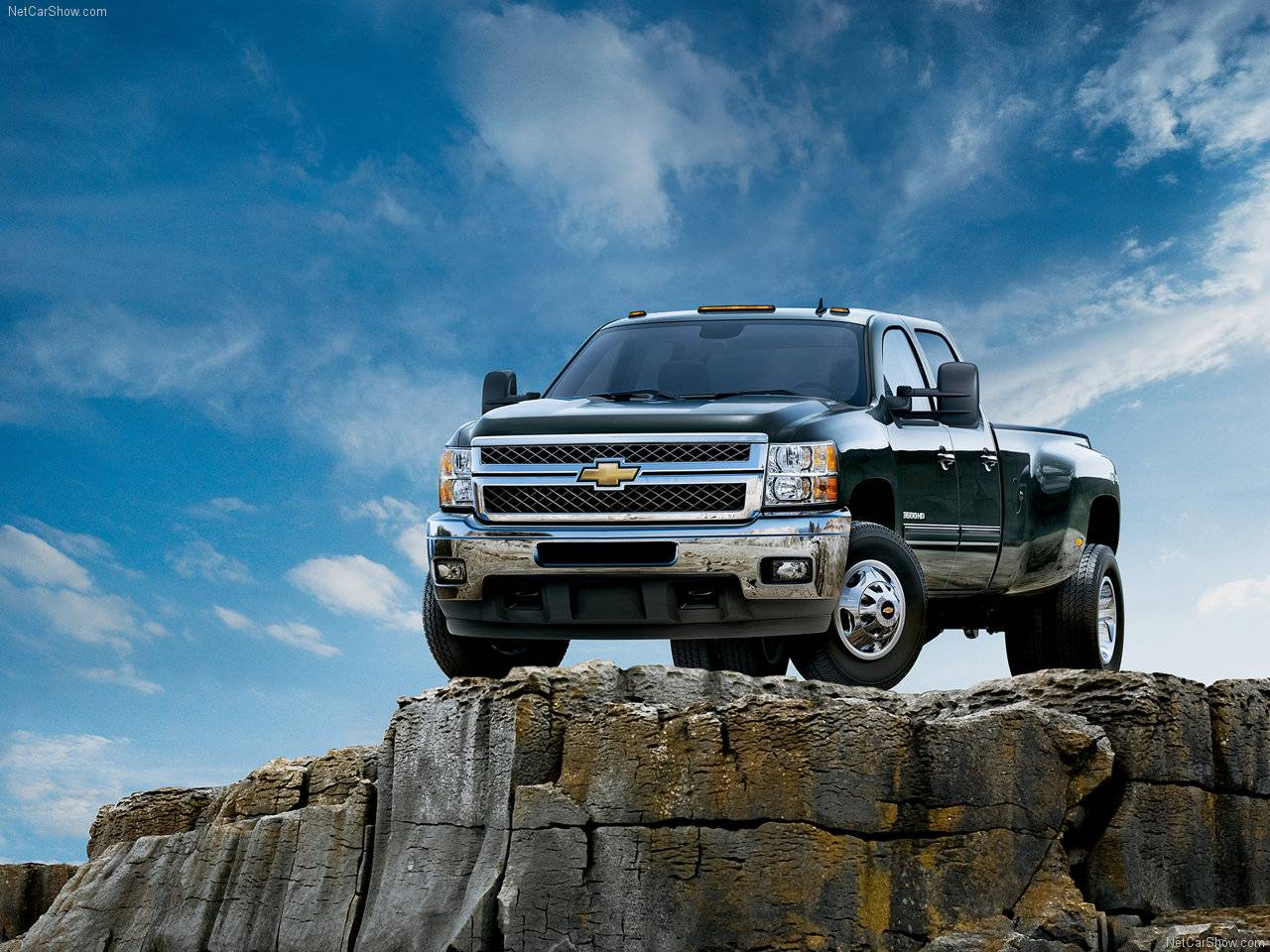 Carros Chevrolet Silverado Hd Autos Spain 195476 Wallpaper
