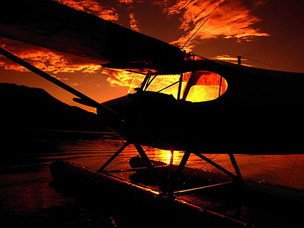 Aircraft Aronica Floatplane Kitwanga British Columbia 130506 Wallpaper wallpaper