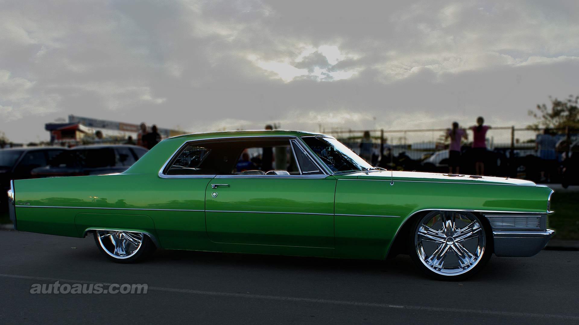 Muscle Cars Com Widescreen Car Custom Caddy Lexus 142879 Wallpaper