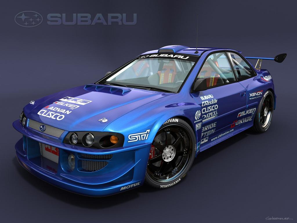 Rally Cars Free Subaru Impreza 83792 Wallpaper wallpaper