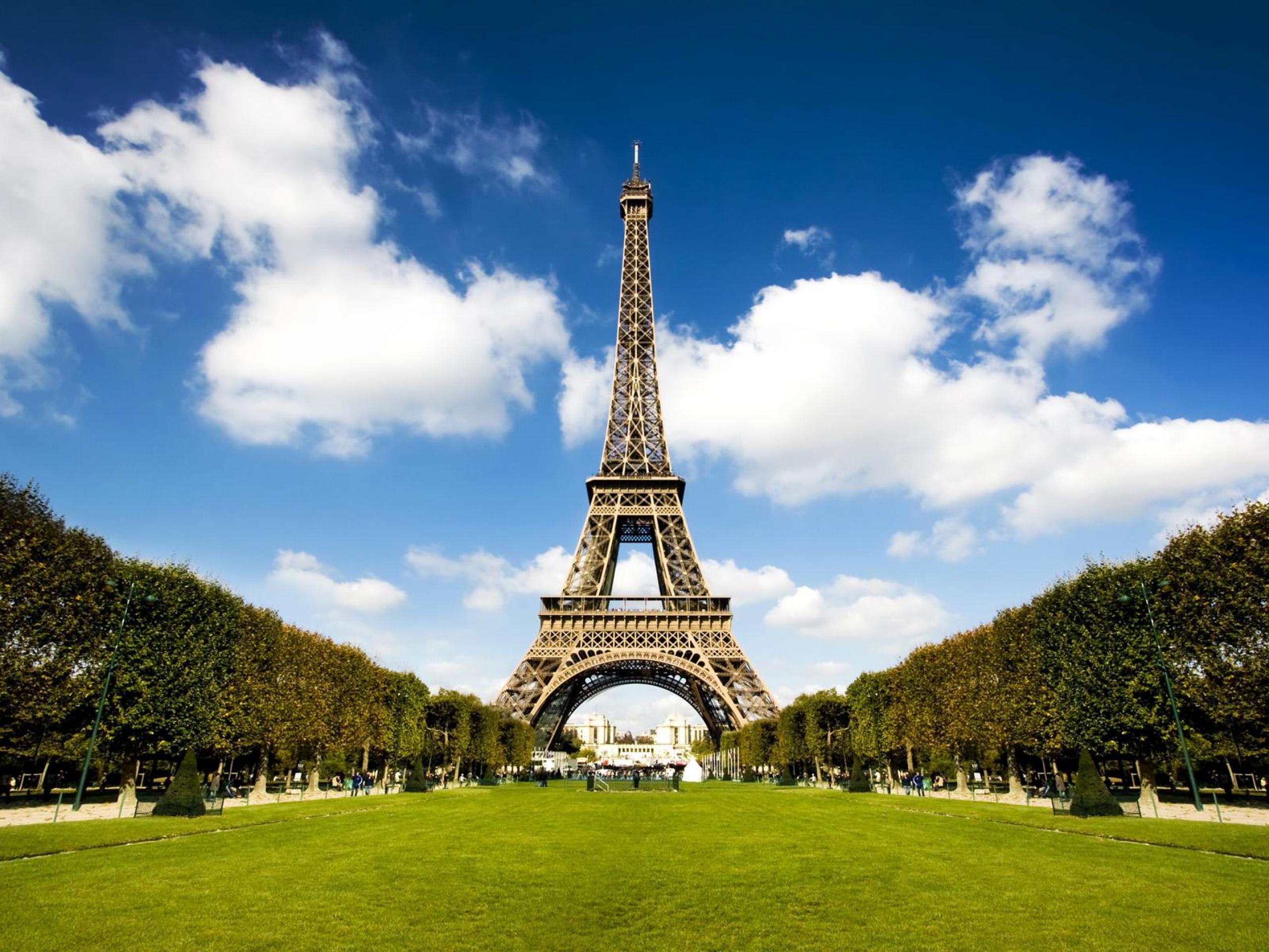 Eiffel Tower Paris France Paintings