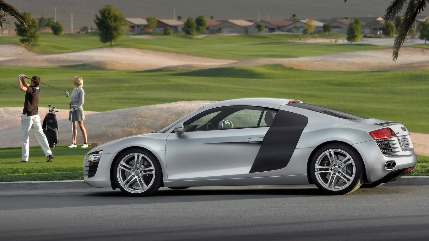 Carbon Audi R Hd Golf Car Wallszone 646025 Wallpaper wallpaper