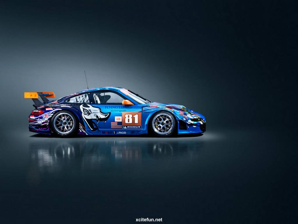 Porsche Car Gt Flying Lizard Automobiles 59878 Wallpaper wallpaper