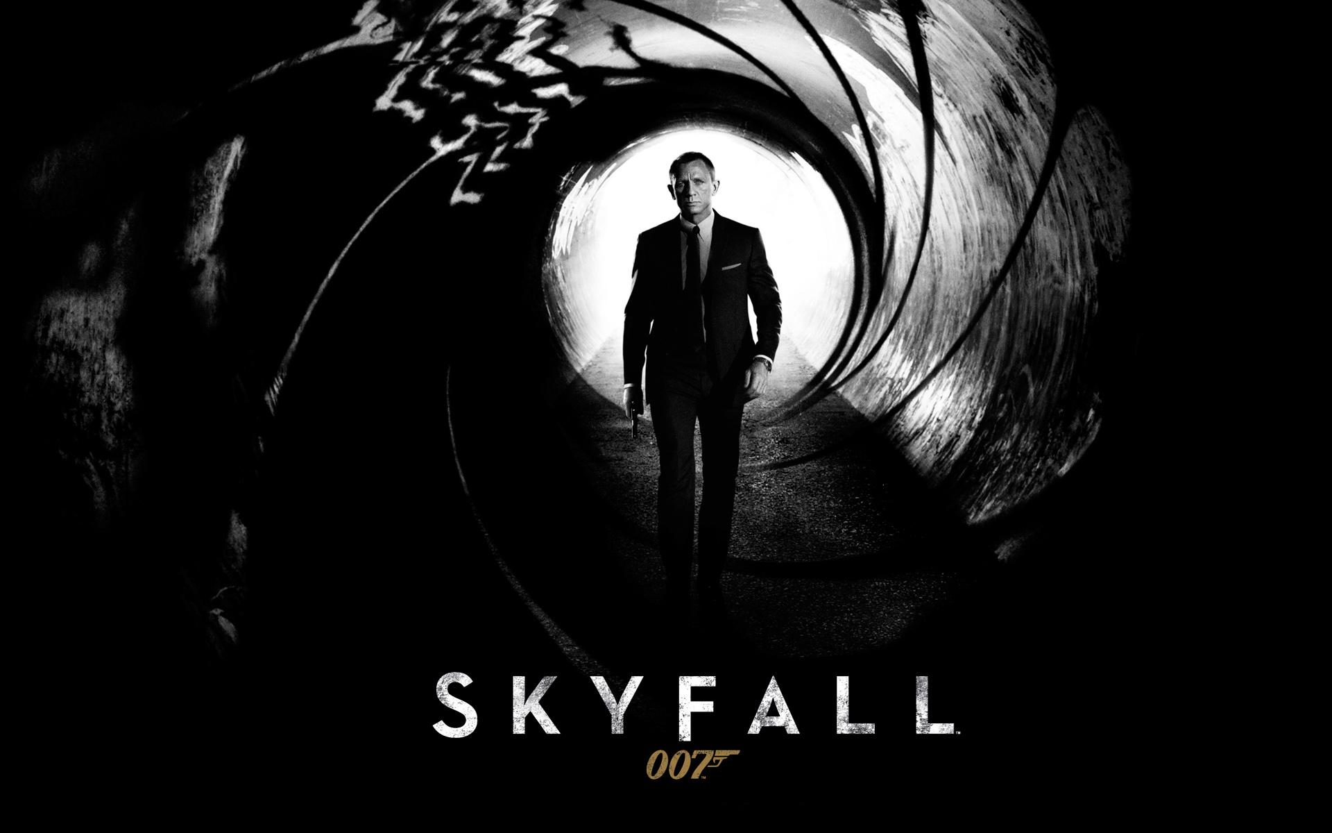 Skyfall 2012 Movie wallpaper
