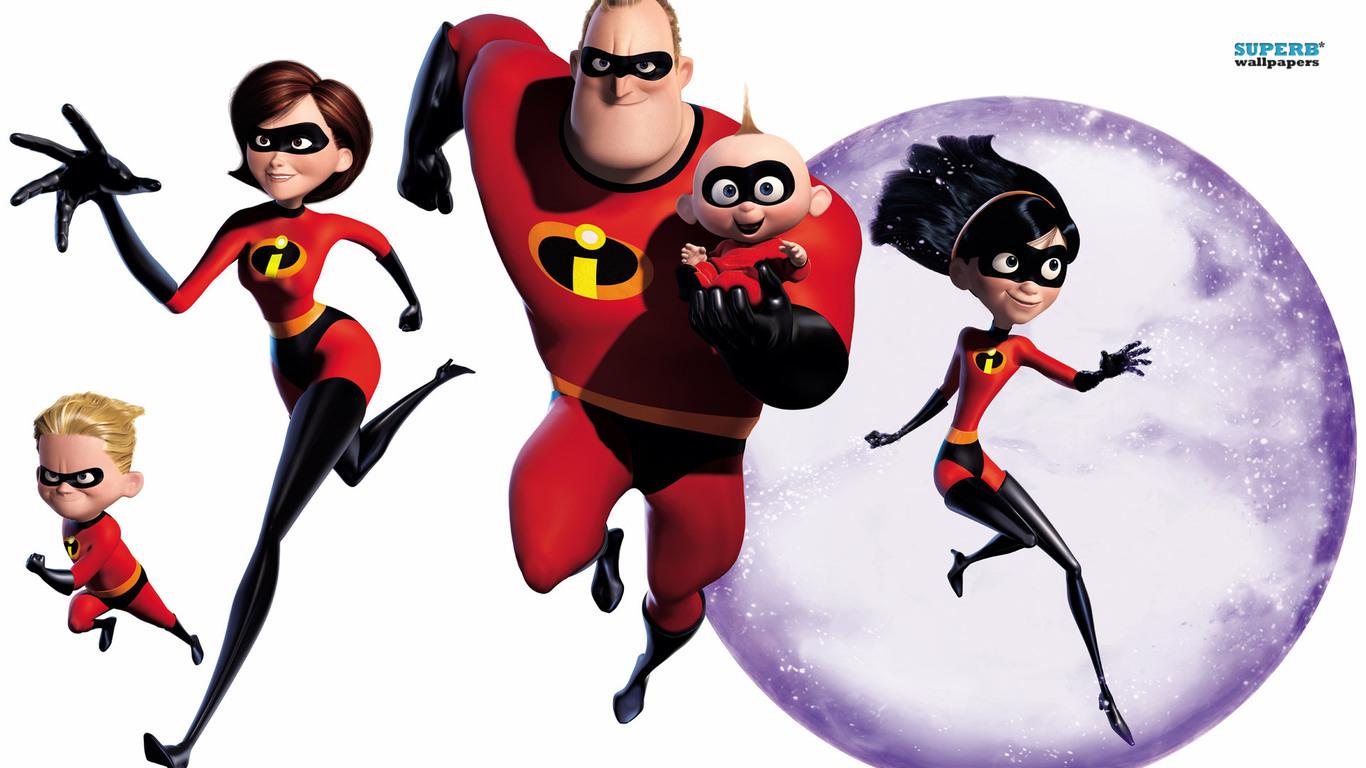 Cartoons The Incredibles Cartoon 218157 Wallpaper wallpaper