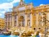 Fontana di Trevi Rome Italy wallpaper